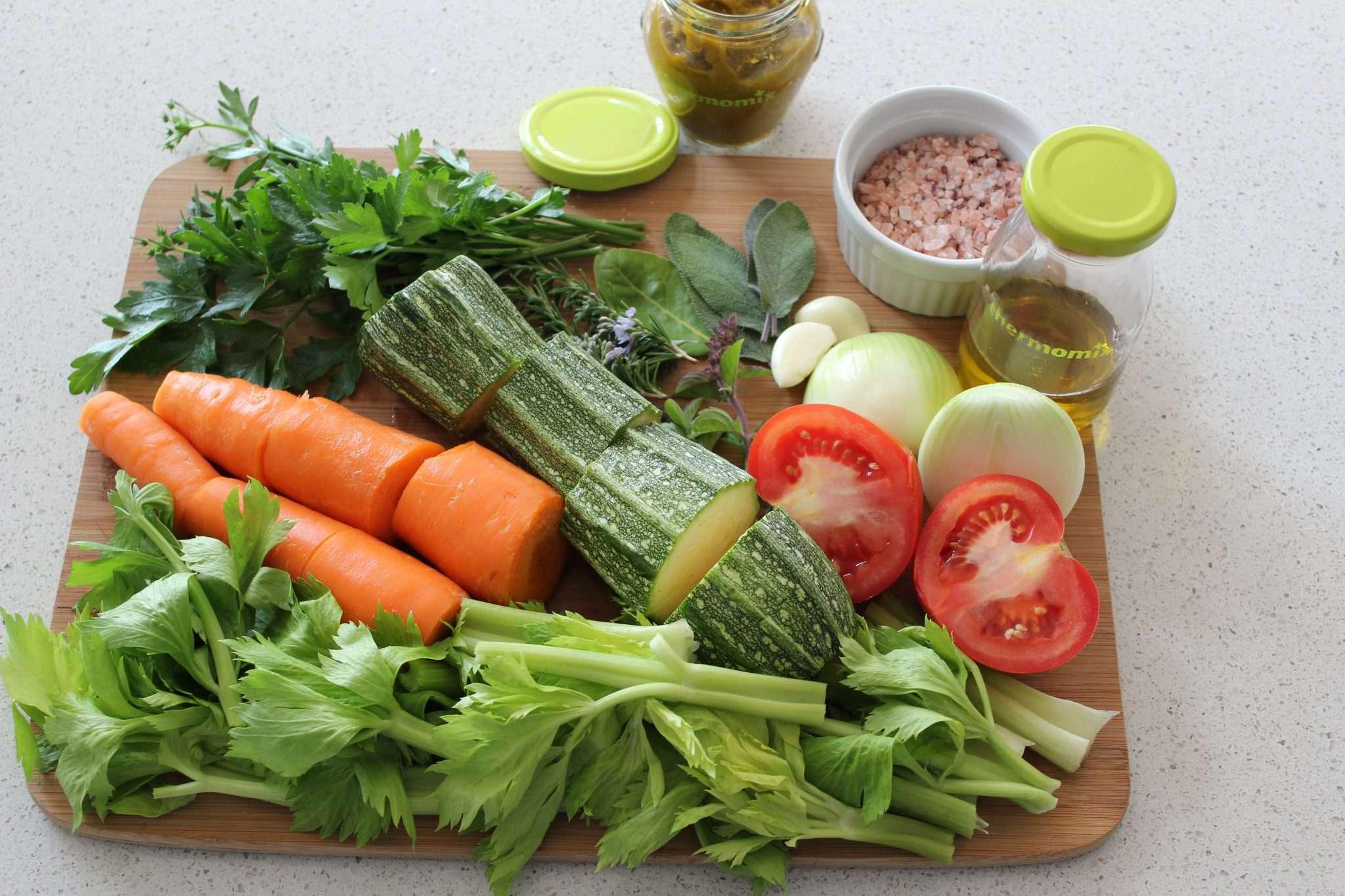 Veggie Stock Paste