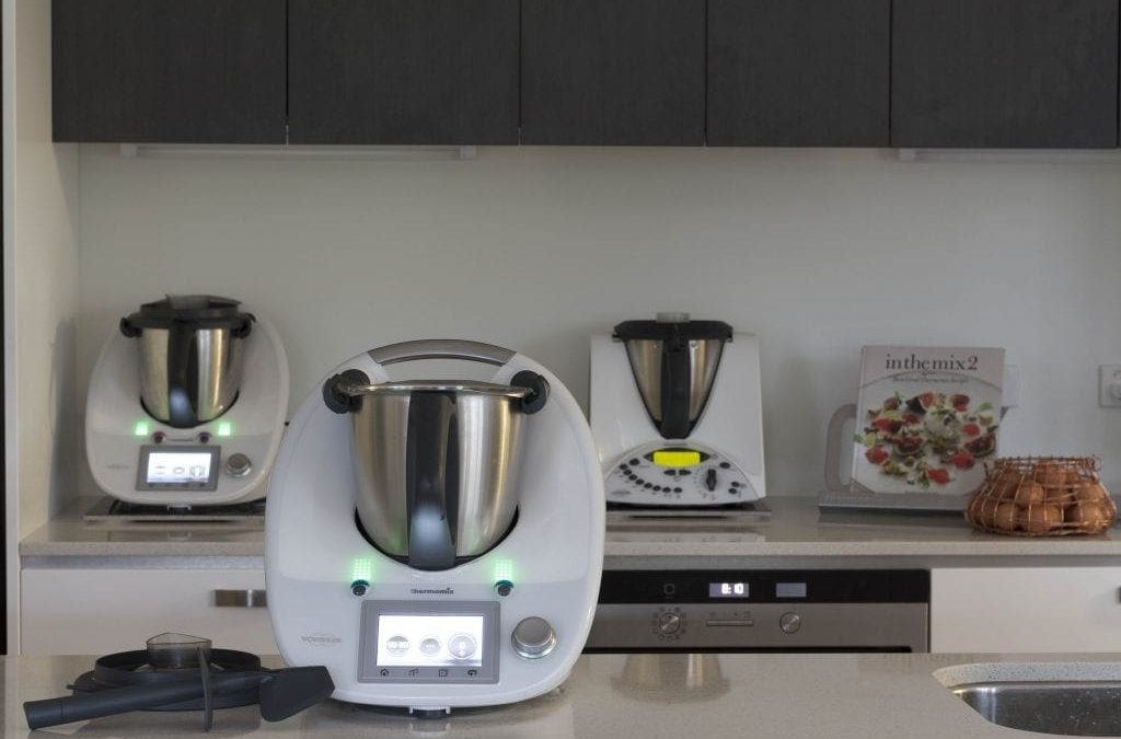 The all amazingly awesome Thermomix!!