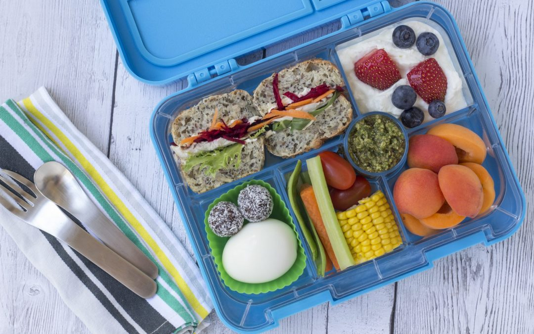Lunchbox Corner with Erica Noble