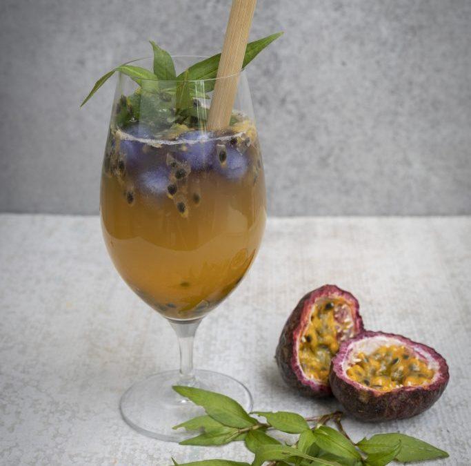 Passionfruit Mojito