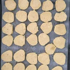 Sarah's Cheese Biscuits