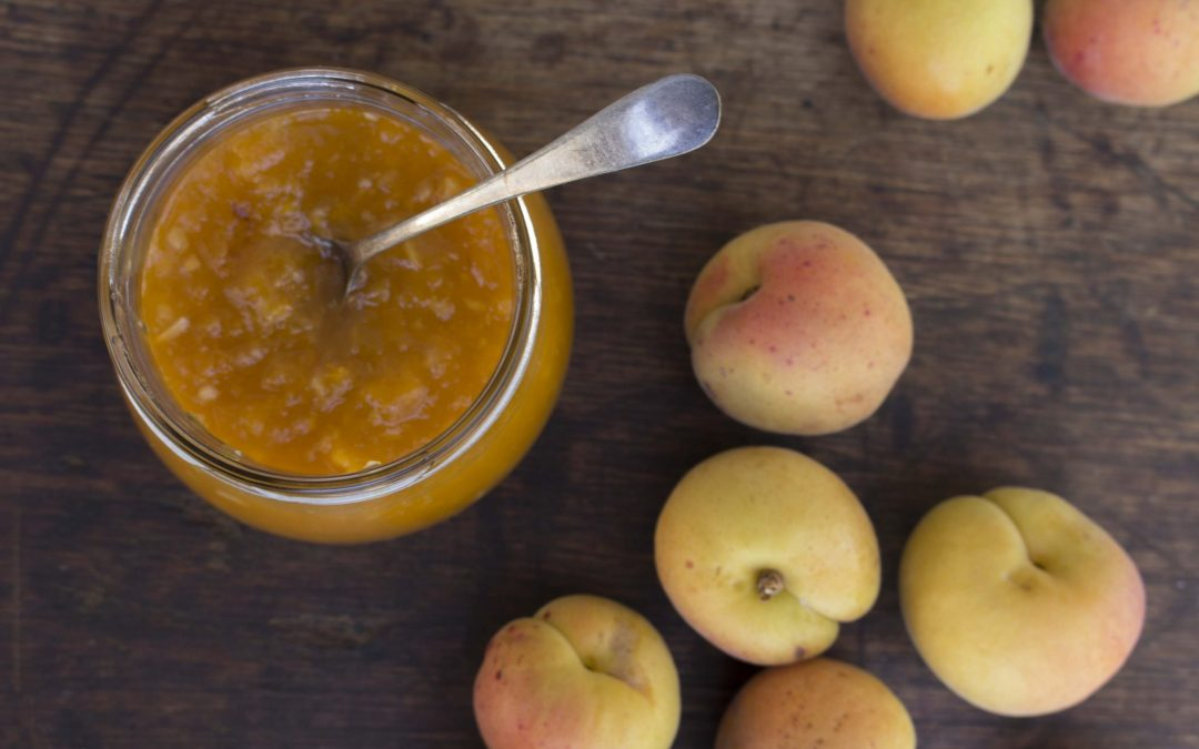 Charlie's Apricot Chutney