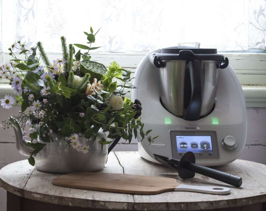 Pretty Model 5 Thermomix :-)