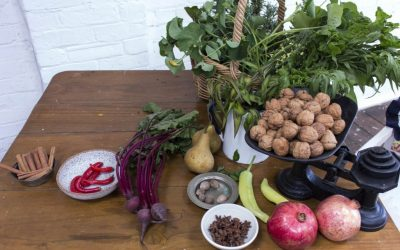 Food Styling Workshop at the Black Hen with Michelle Crawford