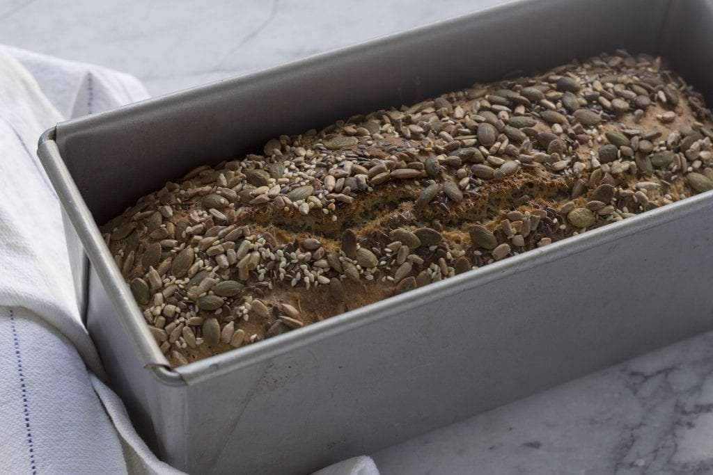 5 seed bread 2