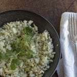 "Arwen's Thermo Pics | Hobart Thermomix Consultant | Roasted Cauliflower ""Rice"""
