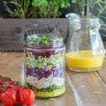 Arwen's Thermo Pics | Hobart Thermomix Consultant | Layered Salad in a Jar