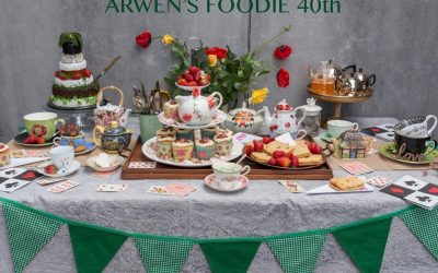 Arwen's Foodie 40th Birthday Party