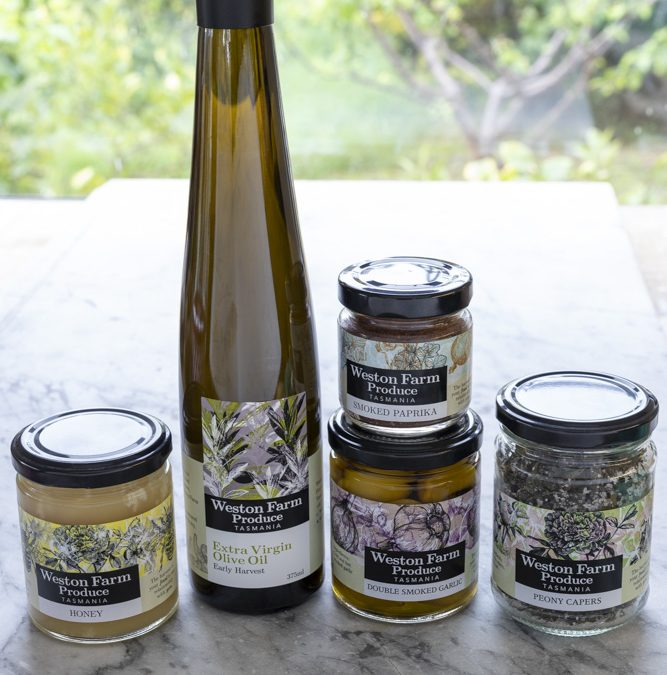 Award Winning Weston Farm Products