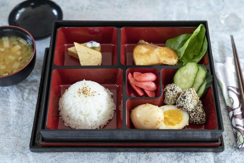 Yuya's Bento Box