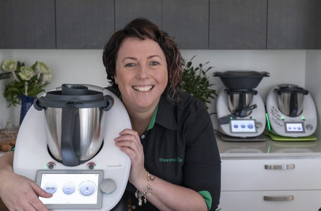 What's so cool about the new model 6 Thermomix?