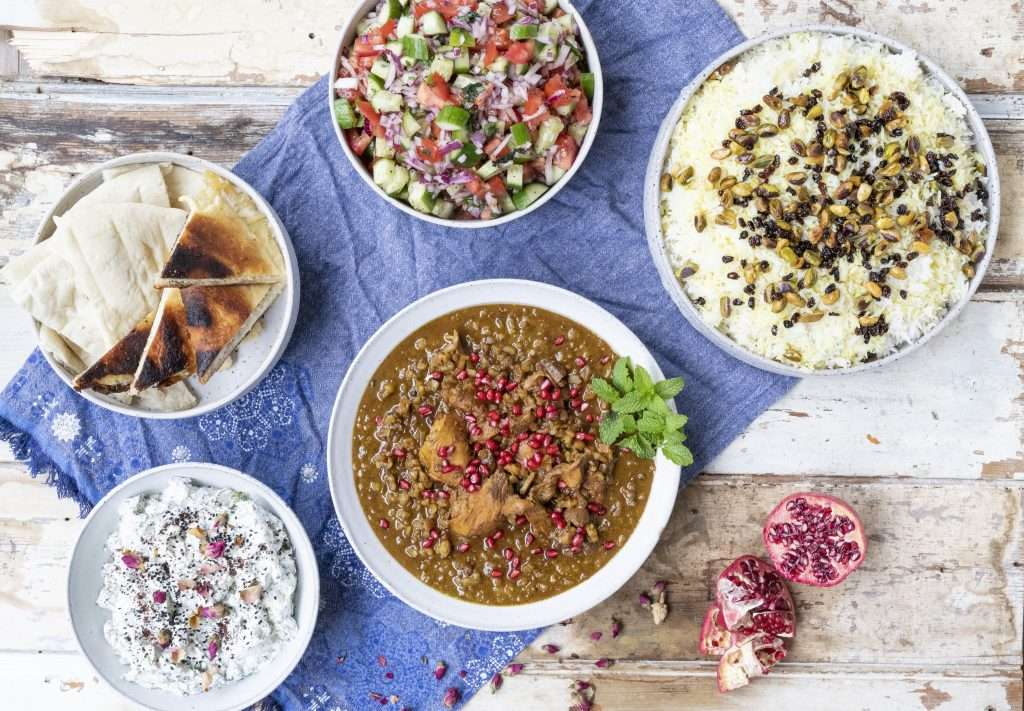 Arwen's Thermo Pics   Hobart Thermomix Consultant -Hamed's Persian Feast