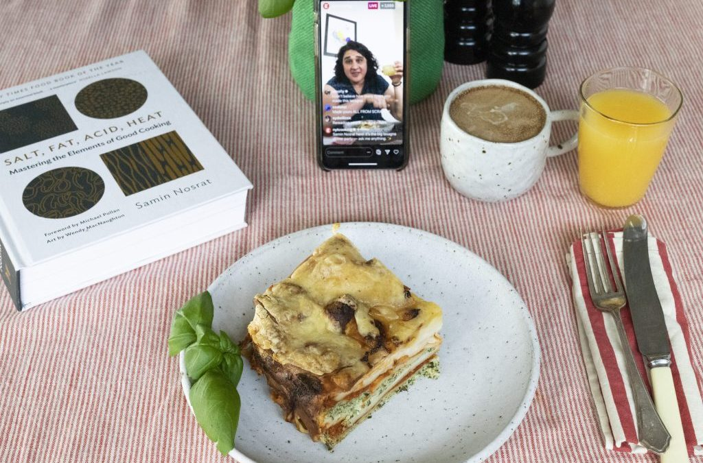 The Big Lasagna (Breakfast) with Samin Nosrat