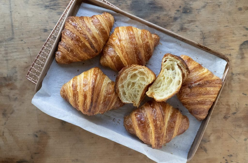 Bake at Home Pigeon Whole Bakers Croissants