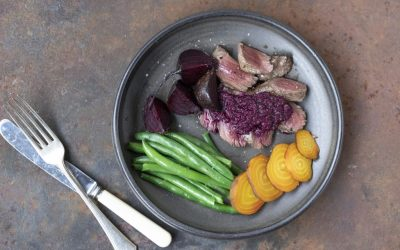 Meat & 3 Veg with a Twist