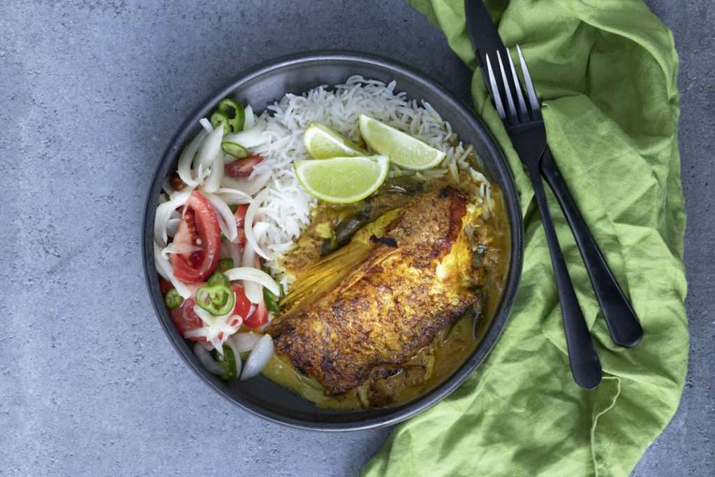 Arwen's Thermo Pics | Hobart Thermomix Consultant - Coconut & Turmeric Barramundi Curry