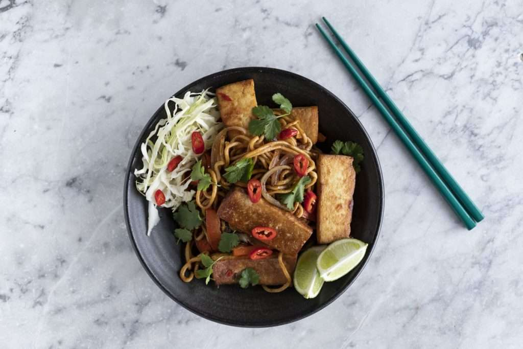 Arwen's Thermo Pics | Hobart Thermomix Consultant - Tofu Mei Goreng
