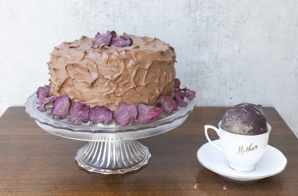 The MOAC – The Mother Of All Cakes – Beetroot & Chocolate