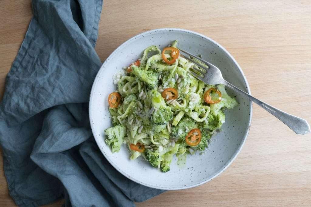 Arwen's Thermo Pics | Hobart Thermomix Consultant - Pesto & Fresh Pasta