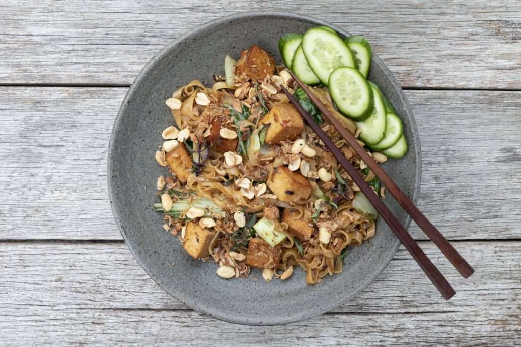 Arwen's Thermo Pics | Hobart Thermomix Consultant - Tofu Drunken Noodles