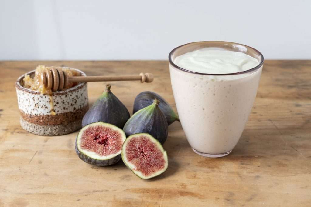 Arwen's Thermo Pics | Hobart Thermomix Consultant - Fig & Honey Smoothie