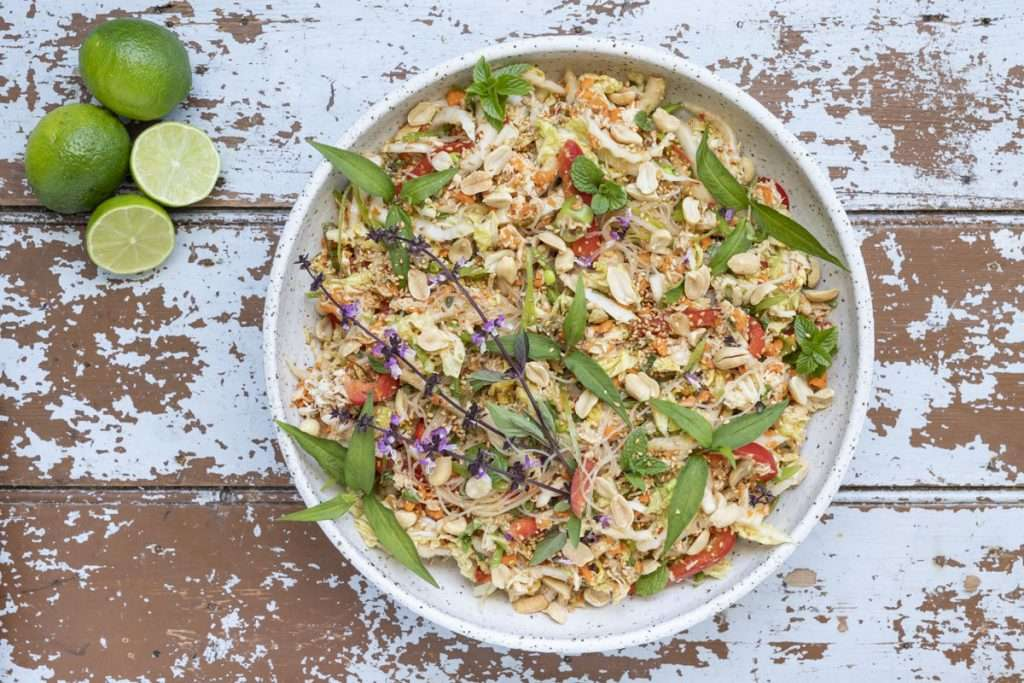 Arwen's Thermo Pics | Hobart Thermomix Consultant - Asian Chicken Noodle Salad