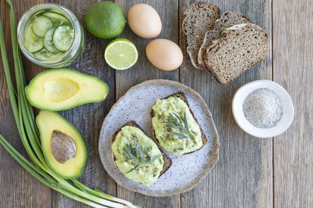 Arwen's Thermo Pics | Hobart Thermomix Consultant - Avocado & Egg Spread