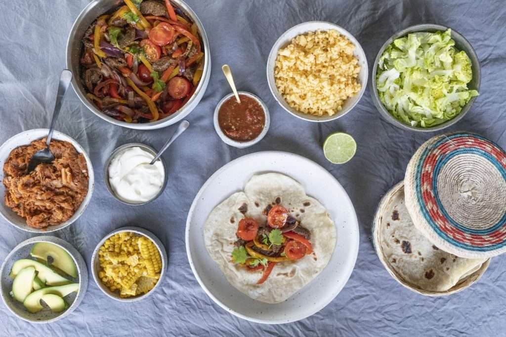 Arwen's Thermo Pics | Hobart Thermomix Consultant= Beef Fajitas & Pulled BBQ Jackfruit