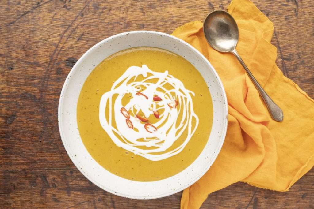 Arwen's Thermo Pics | Hobart Thermomix Consultant - Indian Spiced Sweet Potato Soup