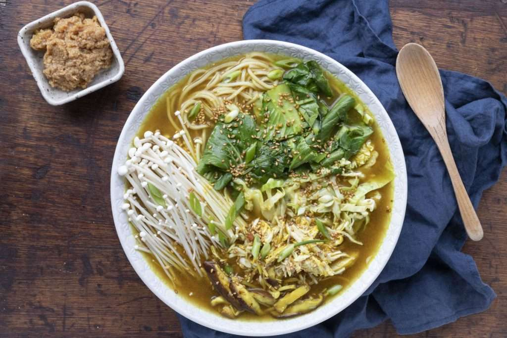 Arwen's Thermo Pics | Hobart Thermomix Consultant - Miso Chicken Noodle Soup