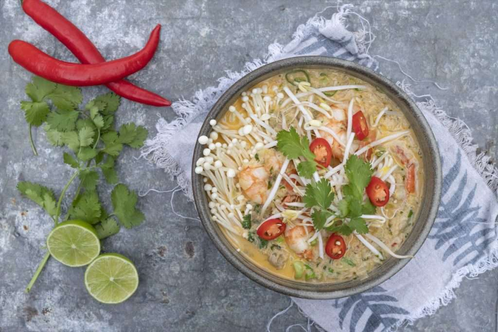 Arwen's Thermo Pics | Hobart Thermomix Consultant - Prawn Noodle Curry