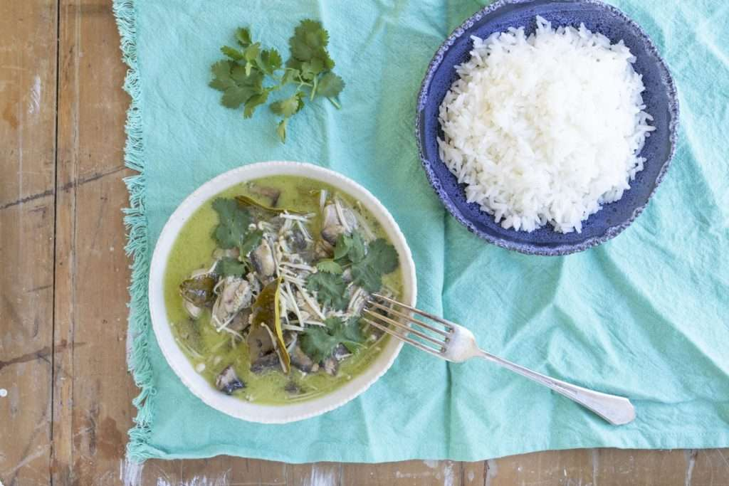 Arwen's Thermo Pics | Hobart Thermomix Consultant - Thai Green Chicken Curry