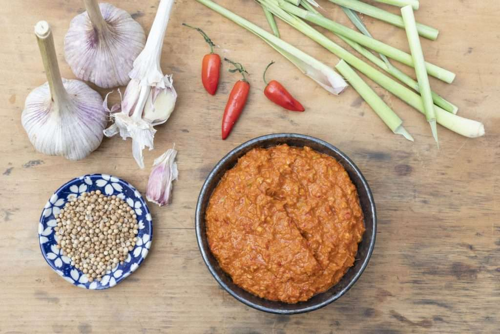 Arwen's Thermo Pics | Hobart Thermomix Consultant - Thai Red Curry Paste