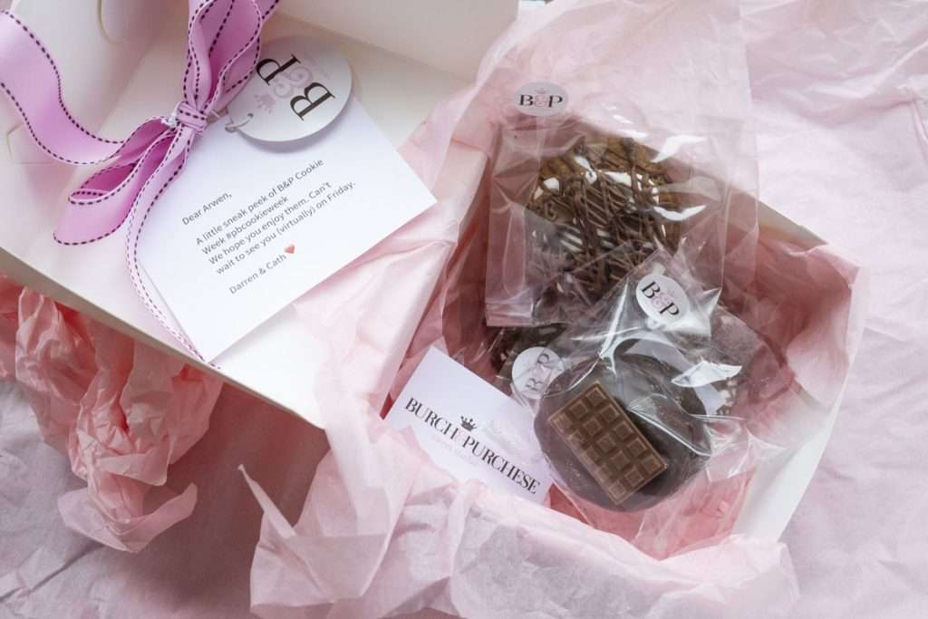 Arwen's Thermo Pics | Hobart Thermomix Consultant - Cookies Box