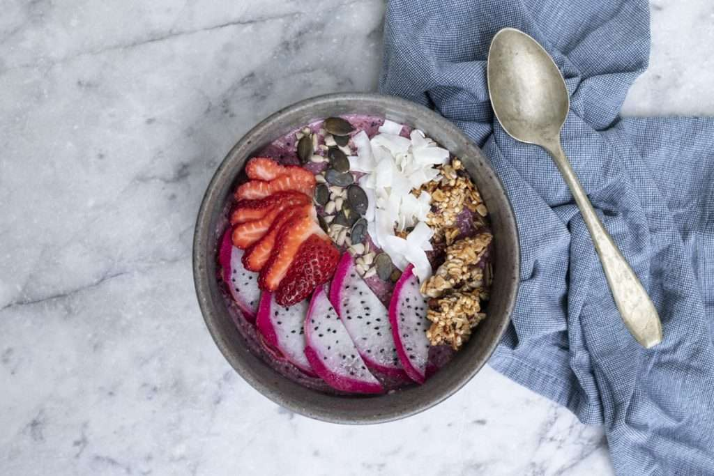 Arwen's Thermo Pics | Hobart Thermomix Consultant - Berry Smoothie Bowl
