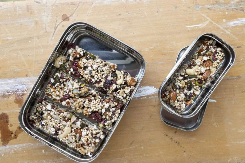Arwen's Thermo Pics | Hobart Thermomix Consultant - Fruit & Nut Breakfast Bars
