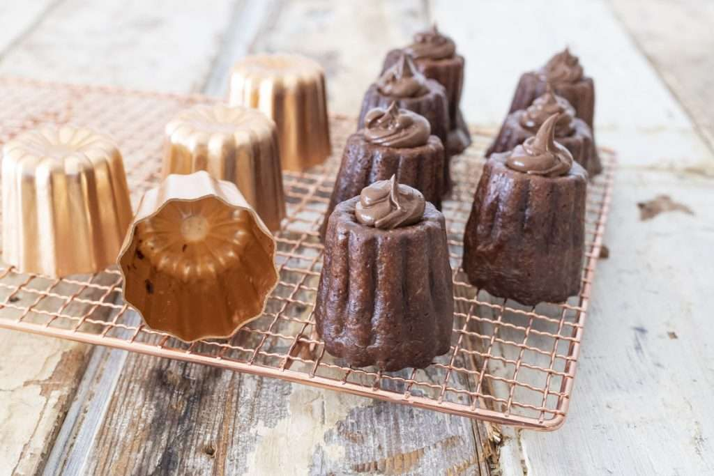 Arwen's Thermo Pics | Hobart Thermomix Consultant - Chocolate Canelés