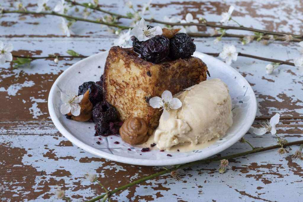 Arwen's Thermo Pics | Hobart Thermomix Consultant - Cherry Blossom & Miso French Toast