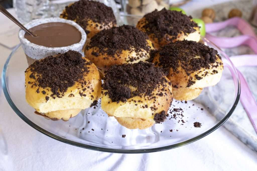 Arwen's Thermo Pics | Hobart Thermomix Consultant - Chocolate Streusel Brioche