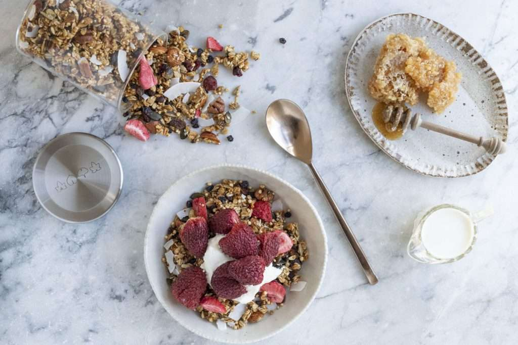 Arwen's Thermo Pics | Hobart Thermomix Consultant - Honey Baked Granola