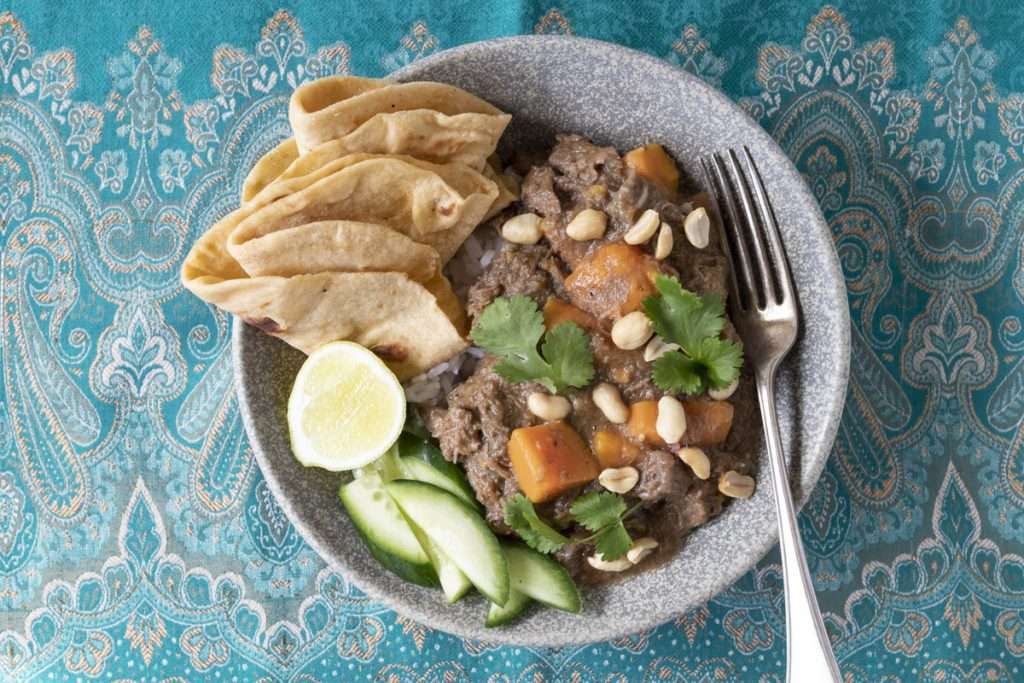 Arwen's Thermo Pics | Hobart Thermomix Consultant - Beef Massaman
