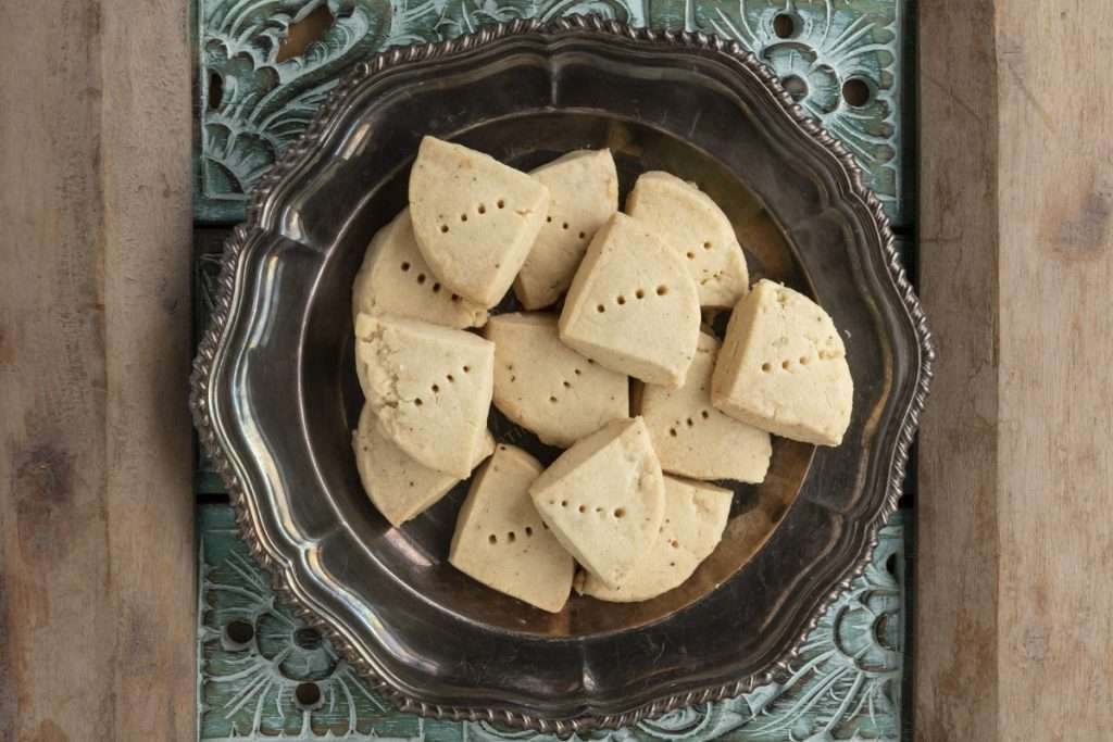 Arwen's Thermo Pics | Hobart Thermomix Consultant - Trish's Shortbread