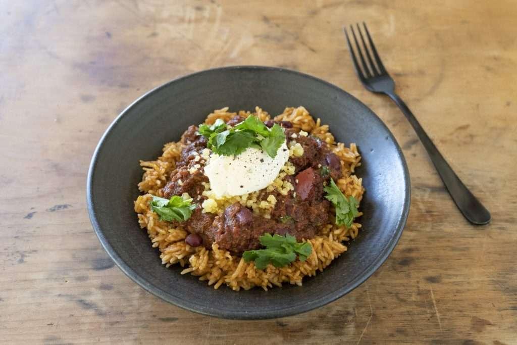 Arwen's Thermo Pics | Hobart Thermomix Consultant - Beef Brisket Chilli Con Carne