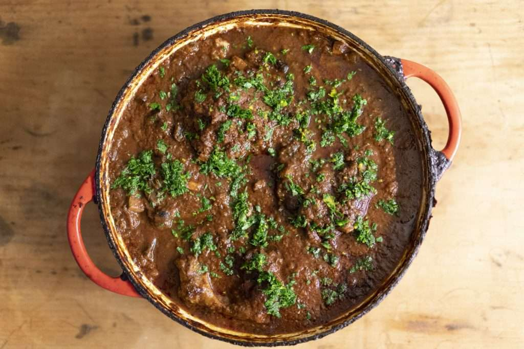 Arwen's Thermo Pics | Hobart Thermomix Consultant - Venison Osso Buco