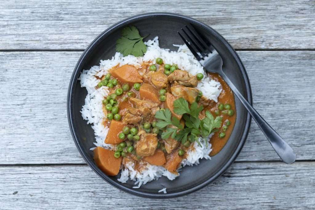 Arwen's Thermo Pics | Hobart Thermomix Consultant - Cheats Easy Chicken Curry
