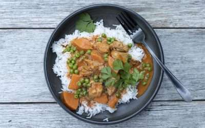 Cheats Easy Chicken Curry