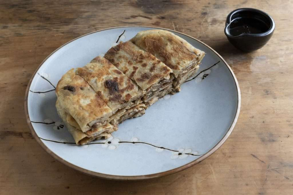 Arwen's Thermo Pics | Hobart Thermomix Consultant - Chinese Pork Pancake