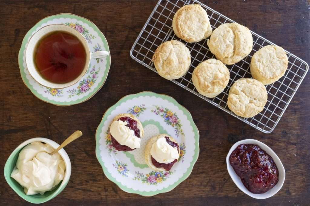 Arwen's Thermo Pics | Hobart Thermomix Consultant - Scones